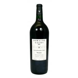 """Côtes du Roussillon """"la Muntada"""" 2002 - domaine de Gauby (magnum, 1.5 l)"""