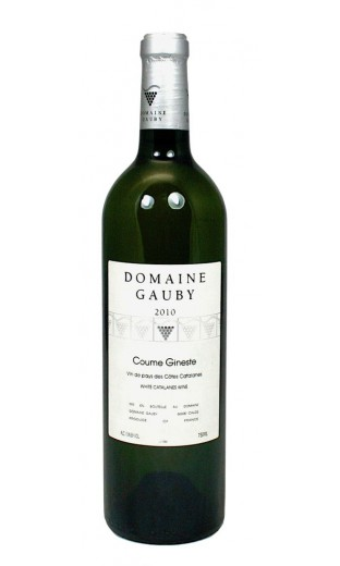Cotes Catalanes 'Coume Gineste' 2010 - Domaine Gauby