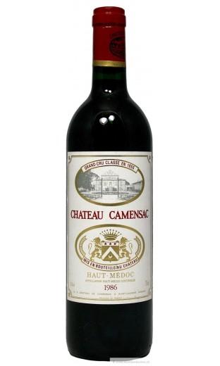 Château Camensac 1986