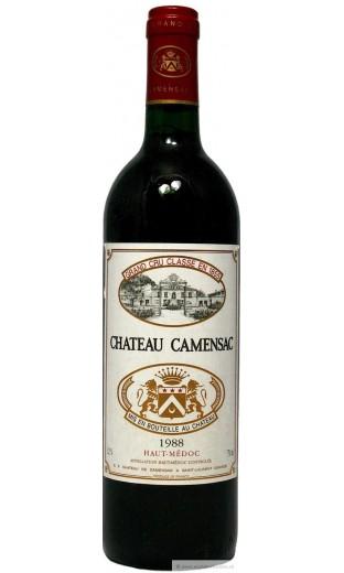 Château Camensac 1988