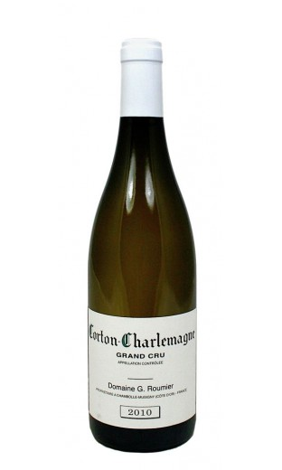 Corton-Charlemagne Grand Cru 2010 - domaine Georges Roumier