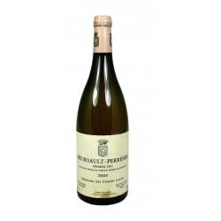 Meursault Perrieres 2003 - domaine Domaine des Comtes Lafon