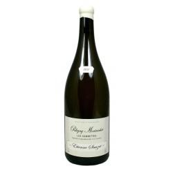 """Puligny Montrachet """"les combettes"""" 2011 - E. Sauzet (magnum, 1.5 l)"""