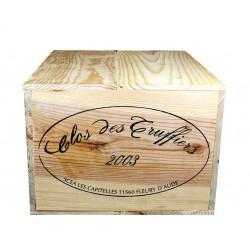 Clos des Truffiers 2003  - Château de la Negly (caisse 6 bout.)