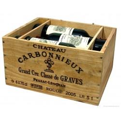 Château Carbonnieux 2005 (OWC 6 bot. )