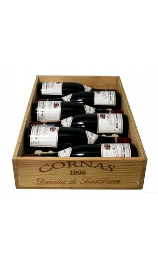 Cornas 1998 - domaine St Pierre (Jaboulet)